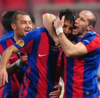 Steaua, ridicata in slavi de moldoveni
