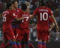 Steaua, salvata de fundasi cu FCM Targu Mures