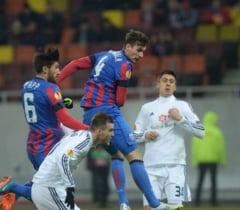Steaua, sanctionata drastic de UEFA