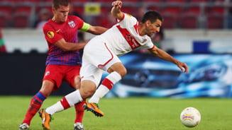 Steaua, umilita de Stuttgart in Europa League