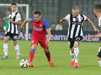 Steaua, victorie chinuita in Cupa Romaniei