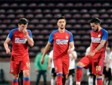 Steaua, victorie cu scandal in fata Pandurilor lui Iordanescu junior