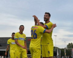 Steaua, victorie la scor cu Charleroi