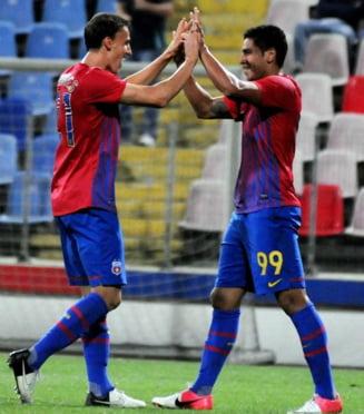 Steaua, victorie lejera cu Ekranas. Se vad grupele Europa League!