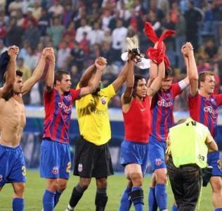 Steaua Bucuresti, cea mai scumpa echipa din Romania