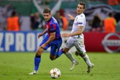 Steaua Bucuresti, umilita in amicalul cu Ludogorets