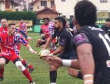 Steaua Bucuresti a castigat Cupa Romaniei la rugby