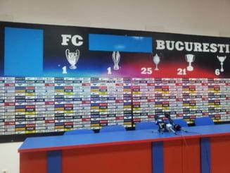 Steaua a ajuns de rasul Ligii 1: N-am mai jucat cu FC Gazde