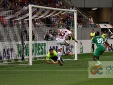 Steaua a castigat Cupa Ligii, dupa ce a invins Concordia Chiajna in prelungiri, scor 2-1. Aici ai VIDEO si statisticile meciului!