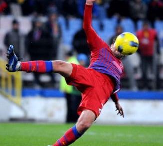 Steaua a castigat la scor meciul cu Sportul