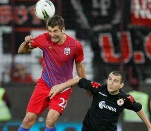 Steaua a castigat meciul cu TSKA Sofia