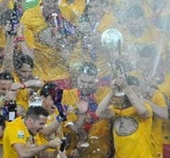 Steaua a castigat titlul cu ajutorul Otelului