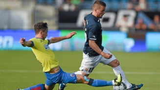 Steaua a debutat cu dreptul in Liga Campionilor