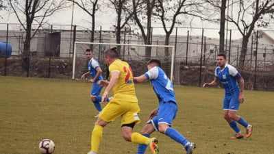 Steaua a facut scor cu Dinamo in Liga a 4-a