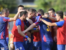 Steaua a invins Rapid in marele derbi din Liga 4 cu un scor greu de imaginat