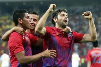 Steaua a invins-o clar pe Molde, in Europa League
