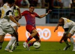 Steaua a invins-o greu pe Universitatea Cluj