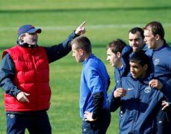 Steaua a plecat din nou in Antalya