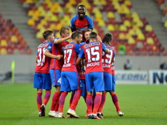 "Steaua a plecat in Elvetia: Urmeaza ""meciul ultimei sanse"" in Europa League"
