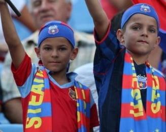 Steaua a remizat cu Fortuna Dusseldorf