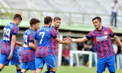 Steaua a remizat cu Legia Varsovia
