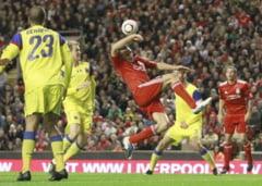 Steaua a remizat cu Liverpool in Europa League (Video)
