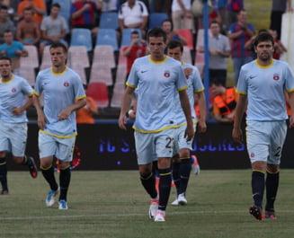 Steaua a remizat cu Sturm Graz