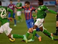 Steaua a remizat cu Werder Bremen