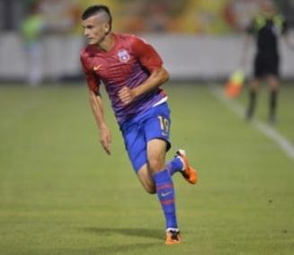 Steaua a renuntat la un jucator - oficial