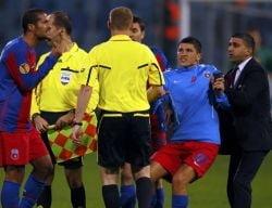 Steaua a scapat de suspendare, dar s-a ales cu o amenda drastica de la UEFA