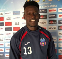 Steaua a transferat un senegalez de 21 de ani