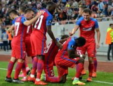 Steaua a trecut patru jucatori pe lista neagra dupa remiza cu ASA Targu Mures