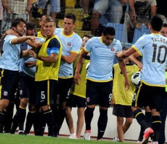 Steaua ataca grupele Europa League cu rezervele