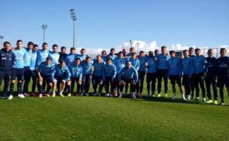 Steaua castiga chinuit amicalul cu TSKA Sofia