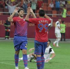 Steaua castiga la Trnava si se califica in playoff-ul Europa League