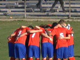 Steaua castiga la scor in Liga 4 Bucuresti