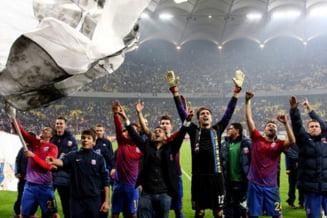 Steaua e in topul granzilor Europei la forma de moment
