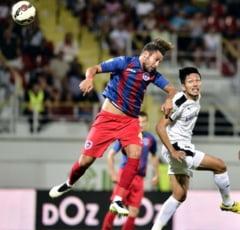 Steaua face inca un transfer