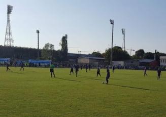 Steaua face spectacol in Liga 4: Victorie cu 15-0!