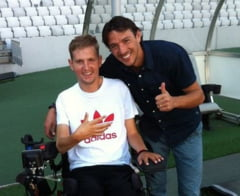 Steaua face un gest extraordinar pentru Mihaita Nesu