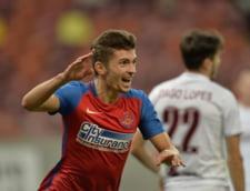 Steaua i-a gasit inlocuitor lui Budescu: Un jucator de 1.7 milioane de euro revine in echipa lui Reghecampf
