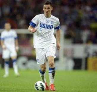 Steaua i-a gasit inlocuitor lui Pintilii: Transfer de jumatate de milion de euro