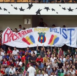 Steaua i-a pus pe jar pe moldoveni