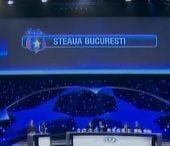 Steaua infrunta Lyon si Fiorentina, CFR Cluj pe Chelsea si AS Roma