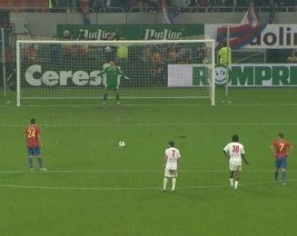 Steaua invinge Dinamo pe National Arena