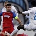 Steaua invinge Osmanlispor si spera la primavara Europa League