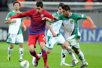 Steaua invinge revelatia returului in Liga 1