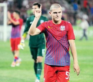 Steaua isi pierde capitanul? Fiorentina vine dupa Bourceanu!