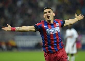 Steaua isi vinde golgheterul: Keseru pleaca in Qatar pe un salariu de seic