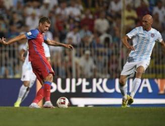 Steaua pierde Supercupa. Dan Petrescu scrie istorie la ASA Targu Mures